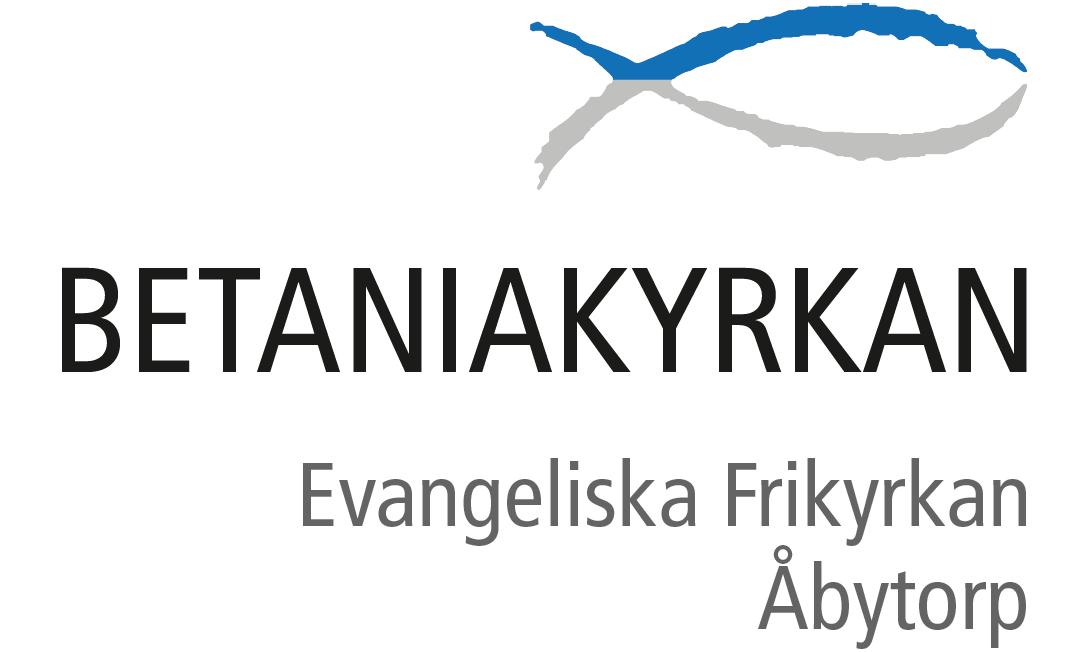 Logo - Betaniakyrkan Åbytorp